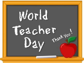 5 de octubre día mundial de los docentes